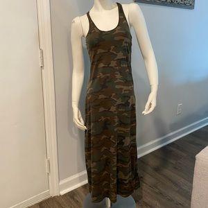 🤩Ralph Lauren Denim & Supply Camo Maxi Tank Dress
